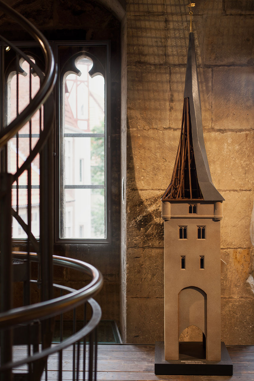 Timo_Stammberger_Duderstadt_Rathaus_Modell_Museum_Interior