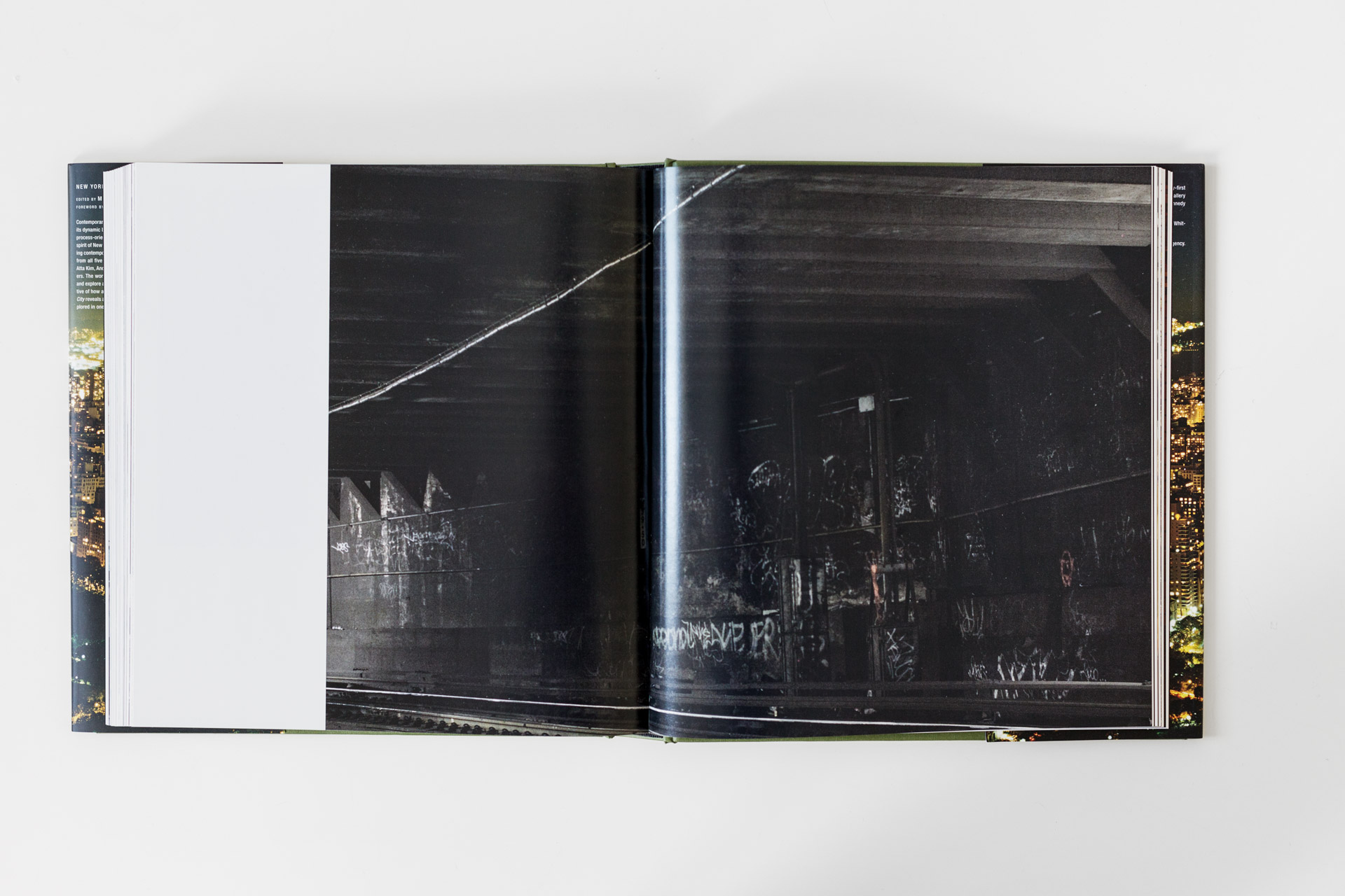 'New York: A Photographer's City', Rizzoli Publications