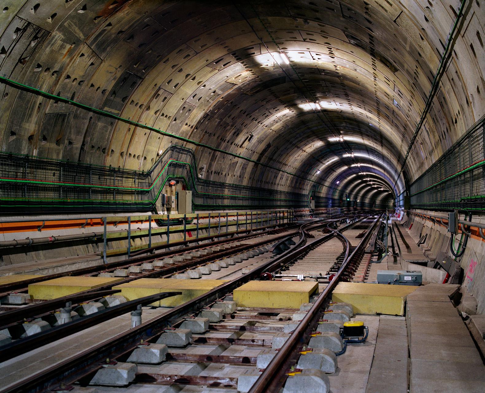 Underground Landscapes Timo Stammberger